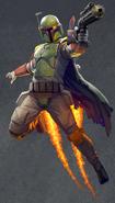 No Disintegrations FC character art