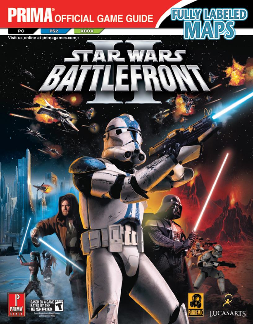 Battlefront II: Официальное игровое руководство Prima
