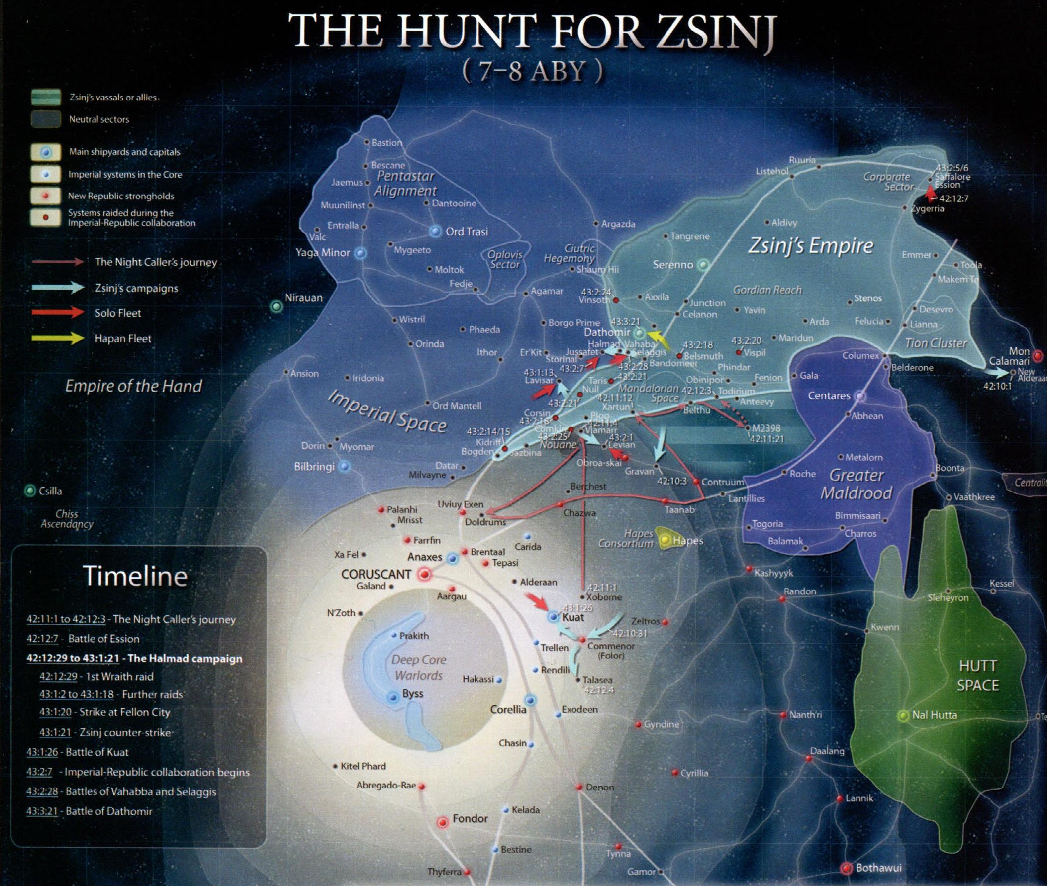 Кампания Зинджа