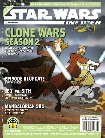 Star Wars Insider 80