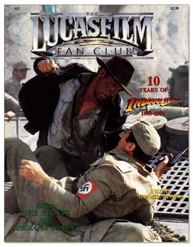 The Lucasfilm Fan Club Magazine 13
