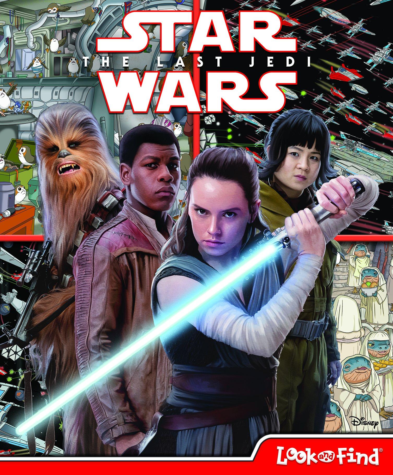 Звёздные войны. Последние джедаи: Ищи и находи