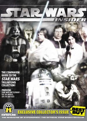 Star Wars Insider Best Buy Exclusive