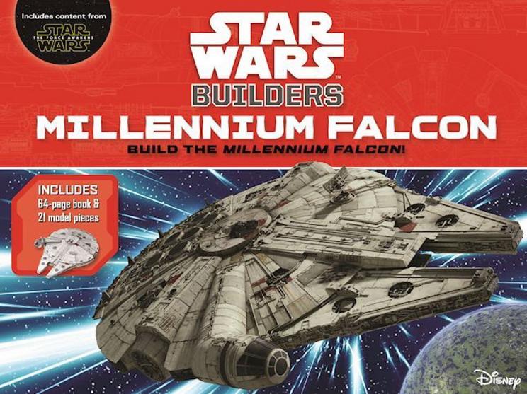 Строим «Звёздные войны»: «Тысячелетний сокол»