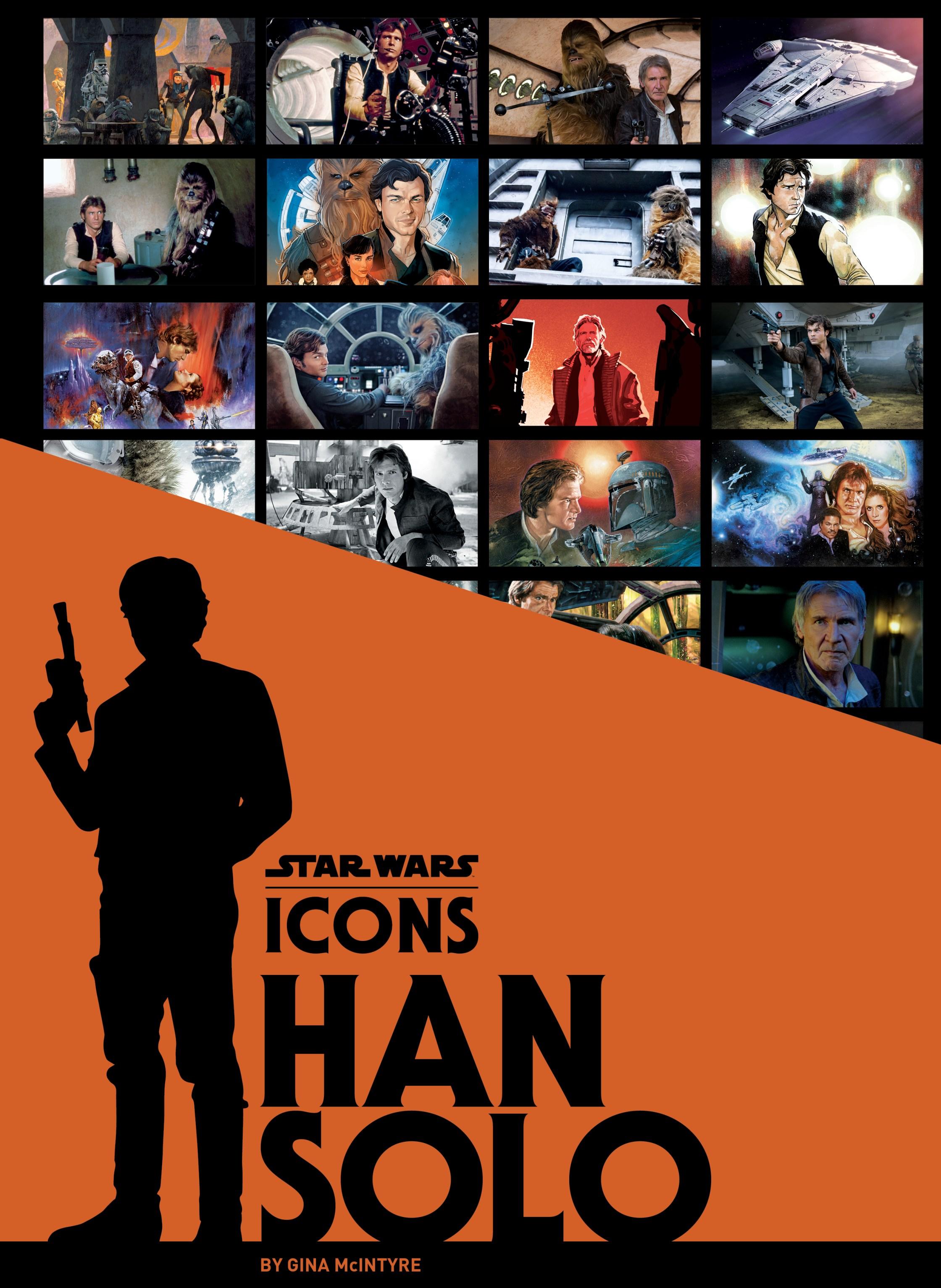Иконы «Звёздных войн»: Хан Соло