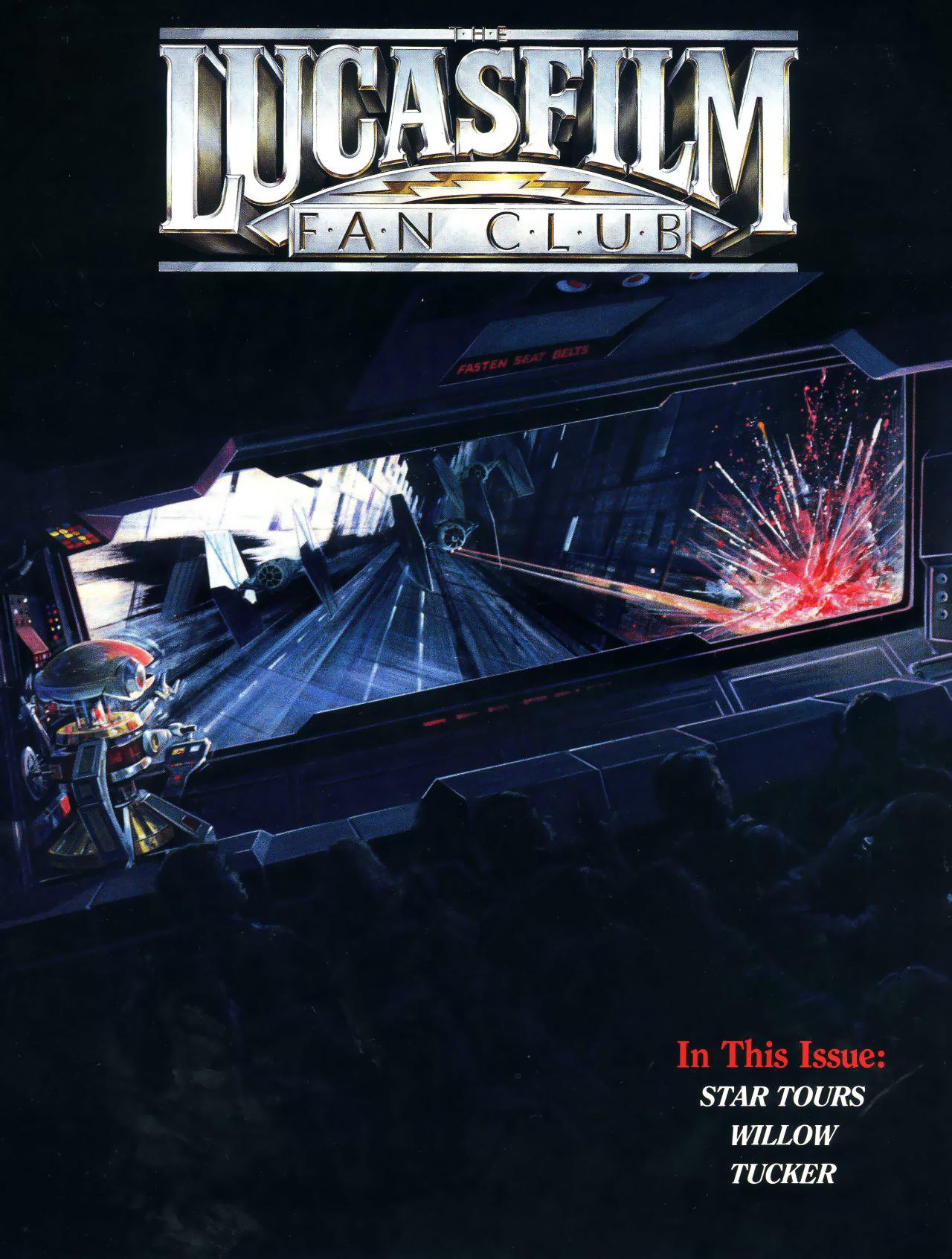 The Lucasfilm Fan Club Magazine 2