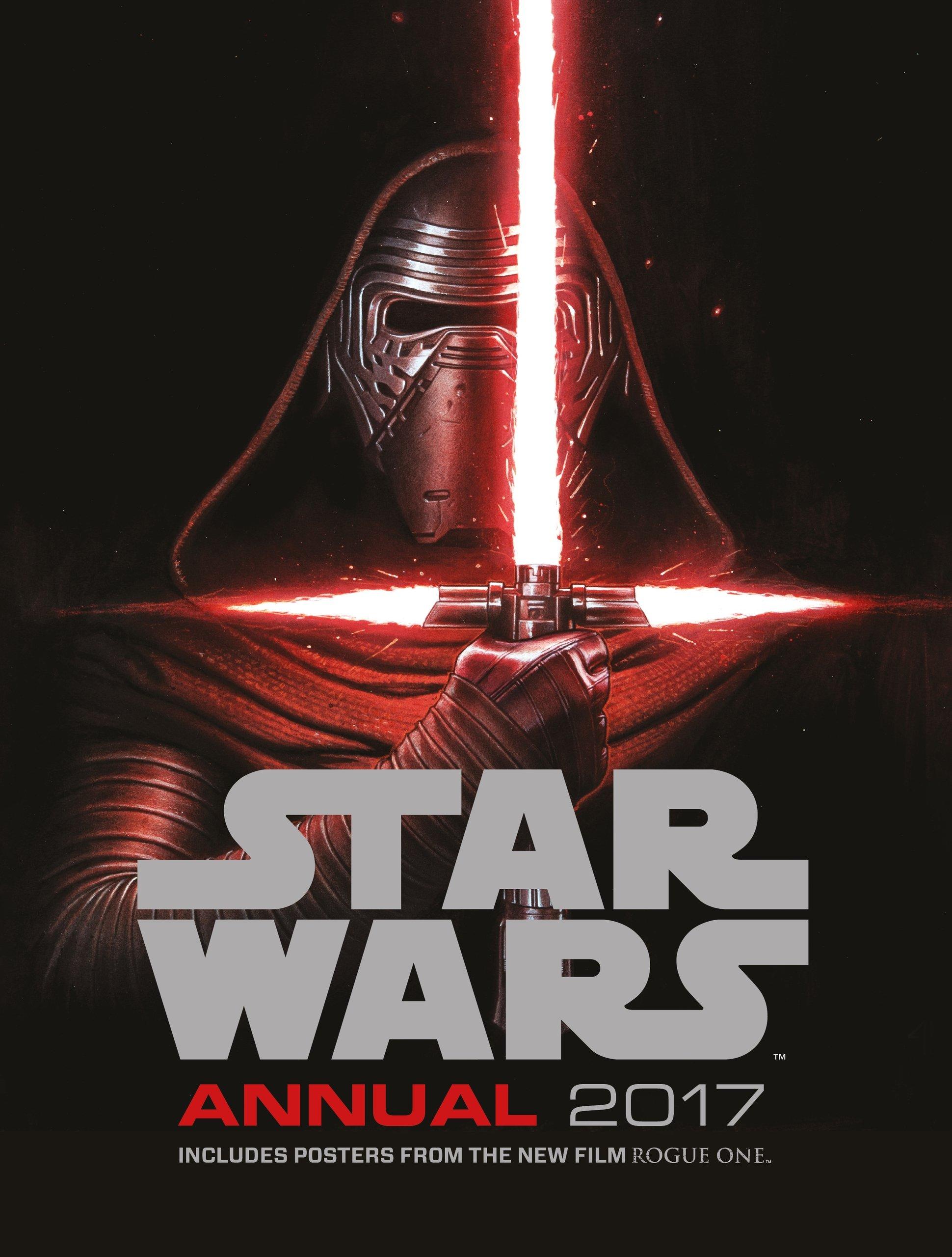 Ежегодник «Звёздных войн»: 2017