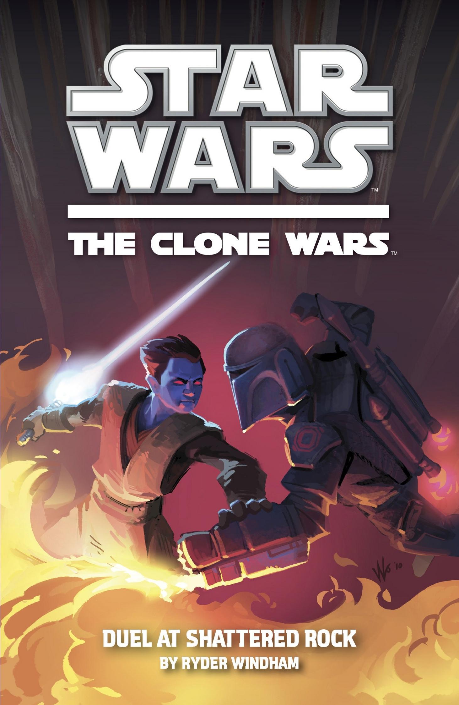 Звёздные войны. Войны клонов. Секретные задания 3: Дуэль на Разбитой скале
