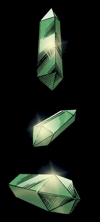 Адеганские кристаллы
