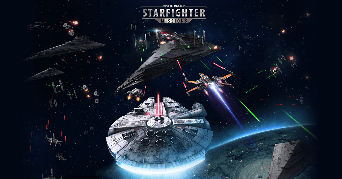 Star Wars: Starfighter Missions