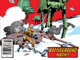 Звёздные войны, выпуск 40: Империя наносит ответный удар: Поле битвы — Хот