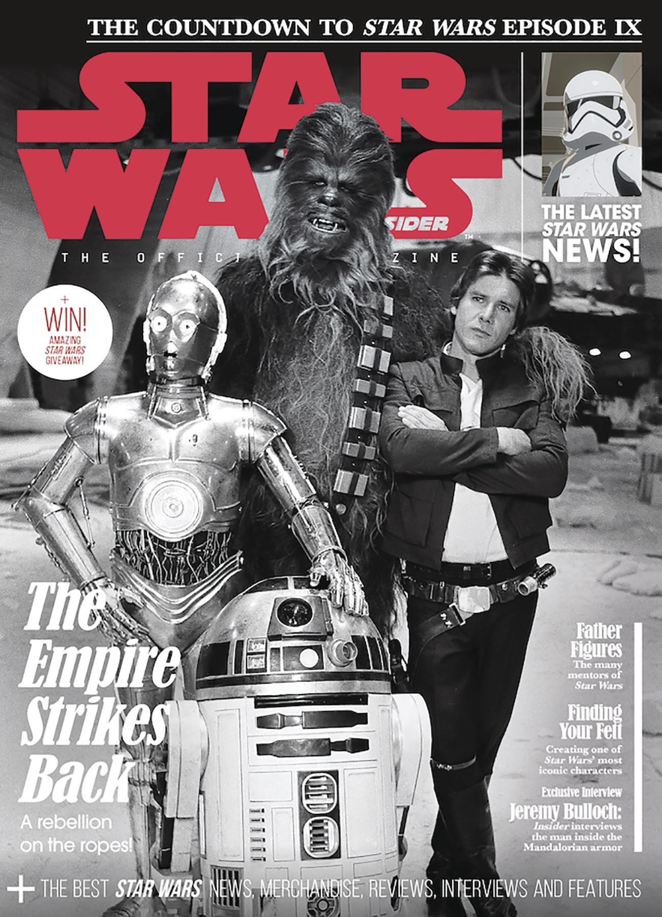 Star Wars Insider 190