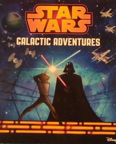 Звёздные войны: Галактические приключения