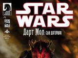 Звёздные войны: Дарт Мол, сын Датомира, часть 1