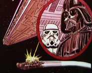 Star Wars Pendulum Press filmstrip