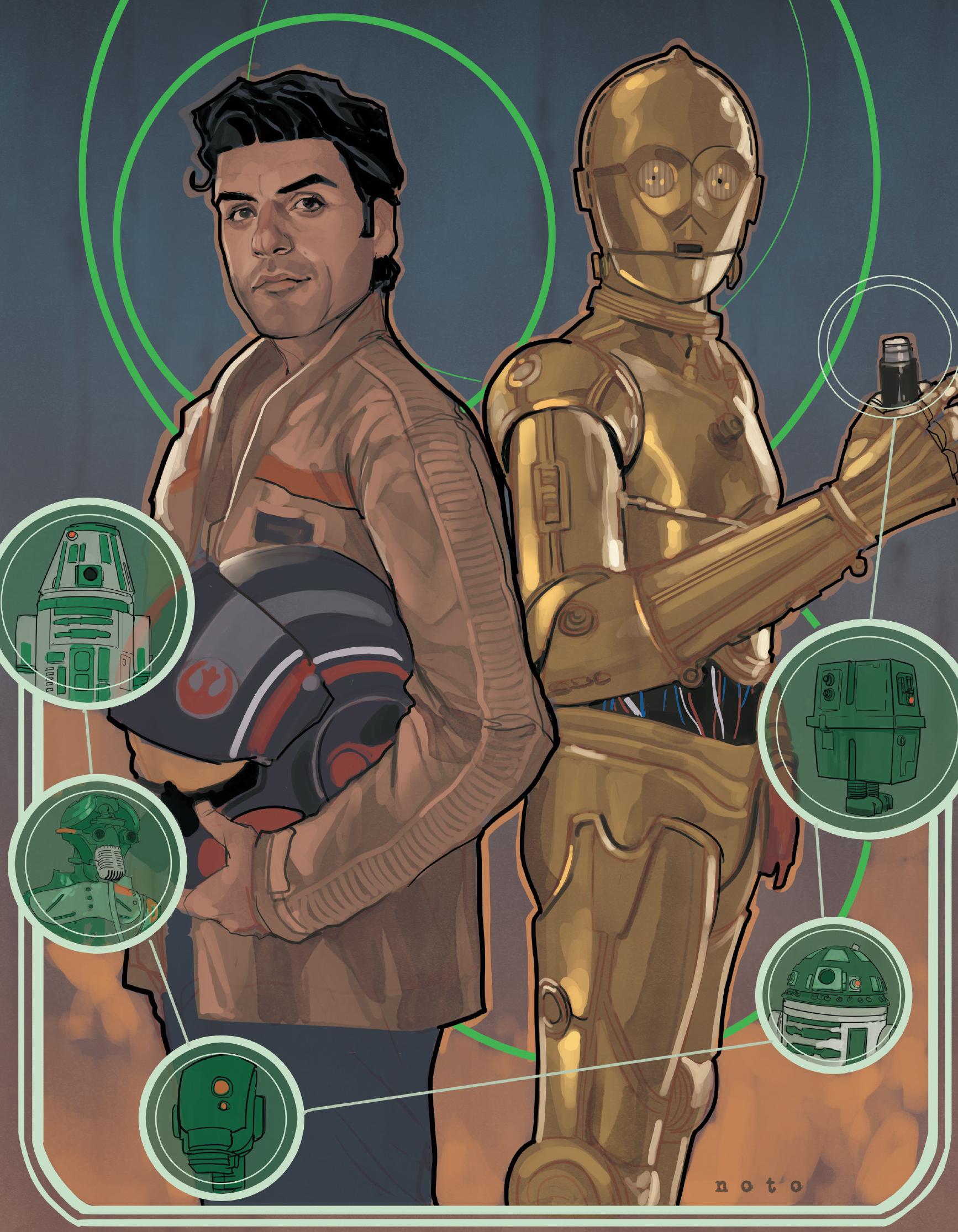 Шпионская сеть дроидов Сопротивления