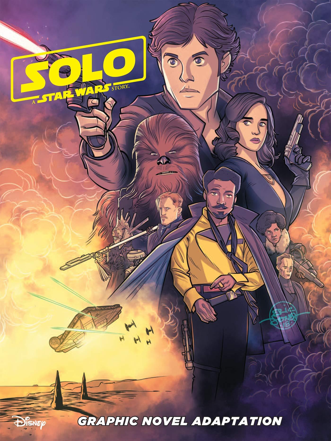 Хан Соло. Звёздные войны: Истории. Графический роман