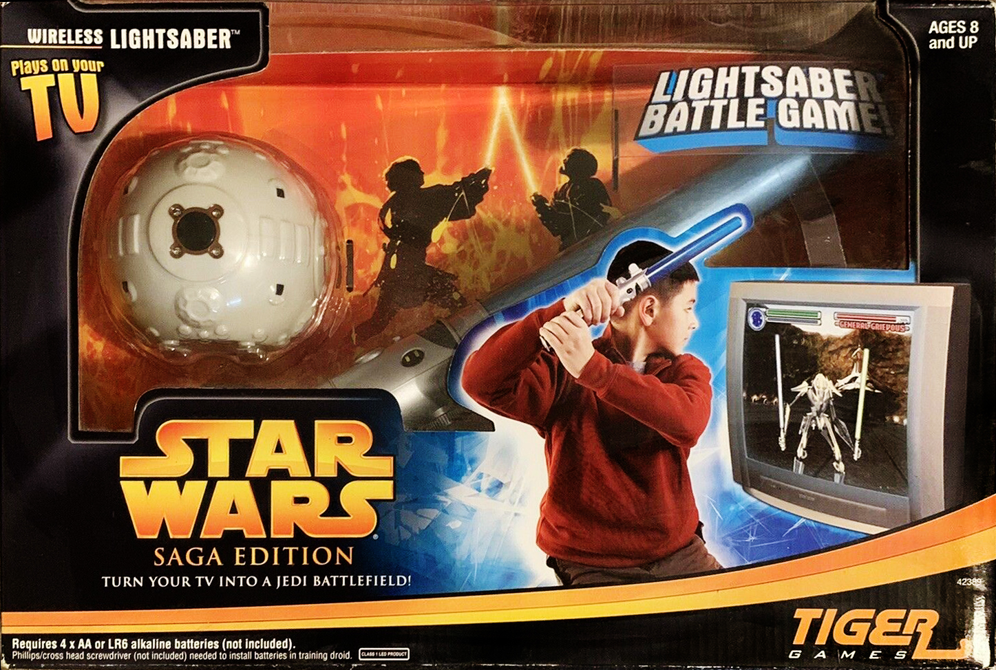 Star Wars: Saga Edition: Lightsaber Battle Game