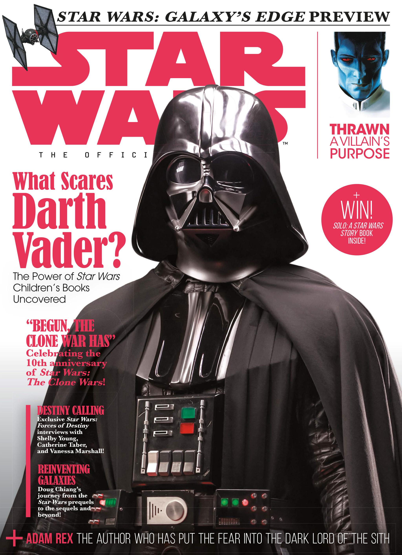 Star Wars Insider 182