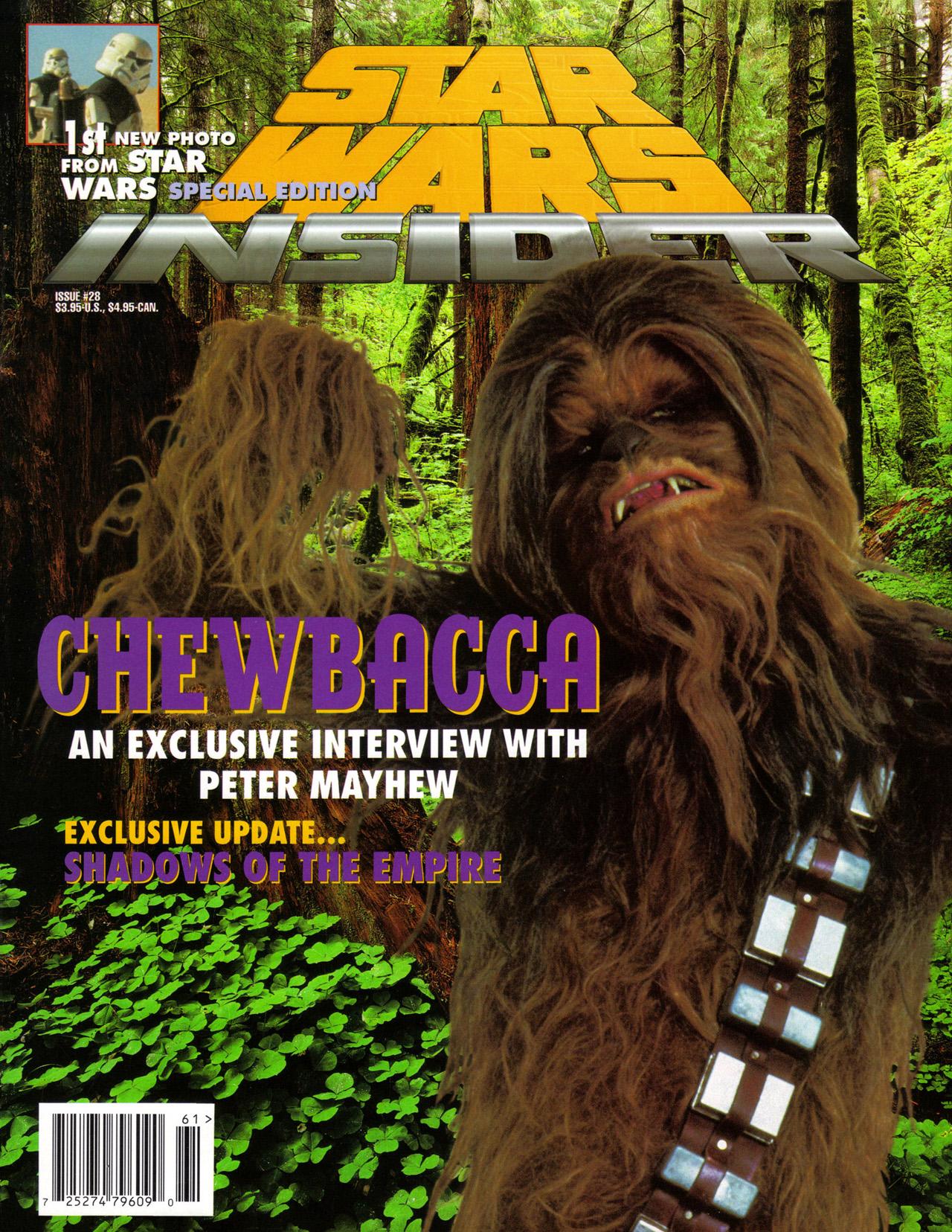 Star Wars Insider 28