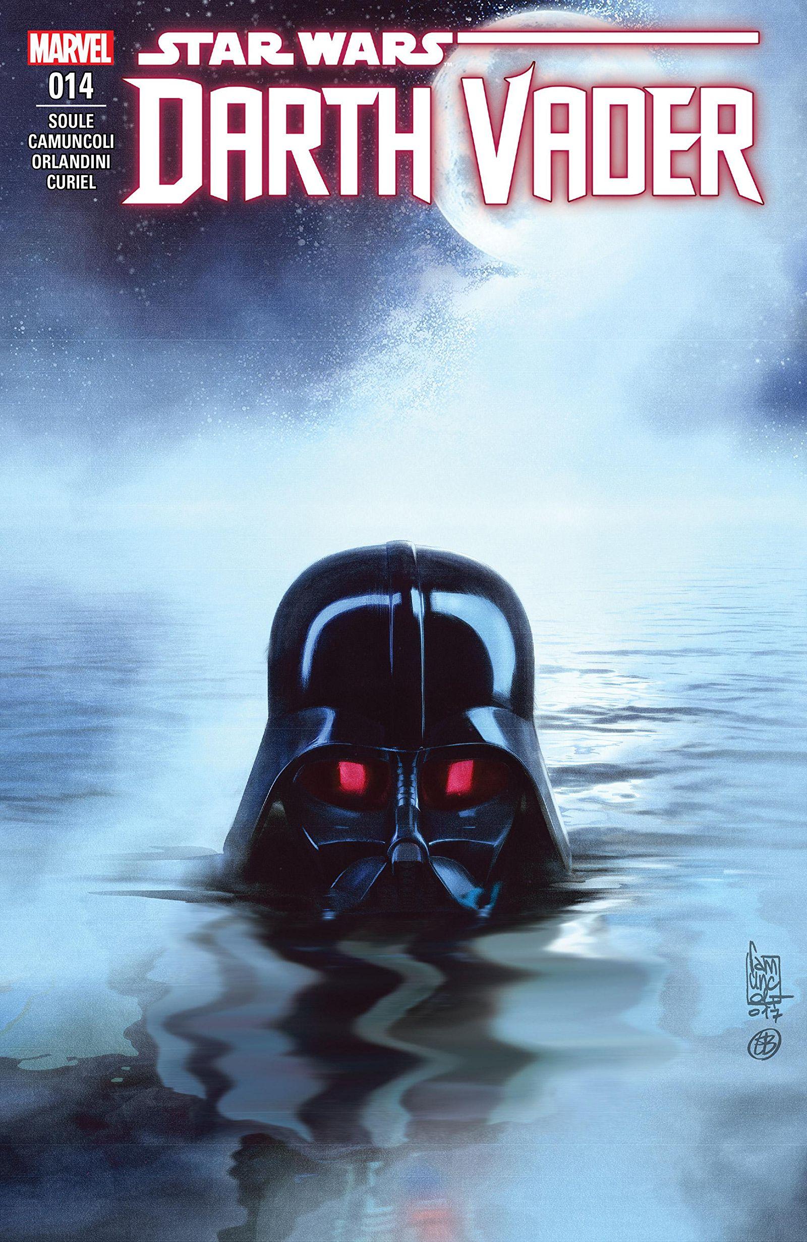 Звёздные войны. Дарт Вейдер, тёмный лорд ситхов 14: Горящие моря, часть 2