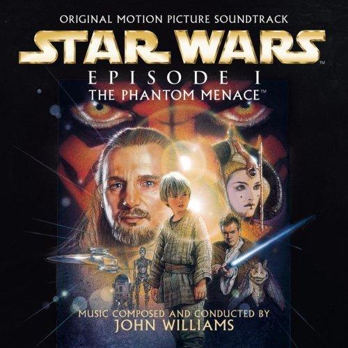 Звёздные войны. Эпизод I: Скрытая угроза (саундтрек)