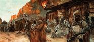 Incident on the Jundland Wastes Tatooine
