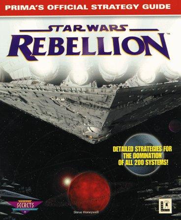 Star Wars: Rebellion: Официальное руководство Prima по стратегии