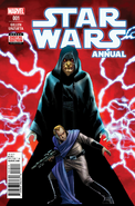Star Wars Annual 1 cover