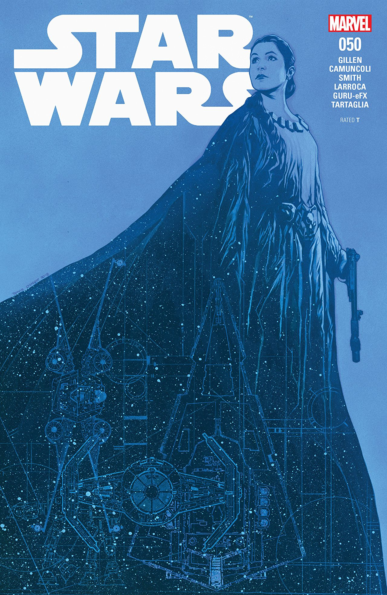 Звёздные войны 50: Надежда сгорает, часть 1