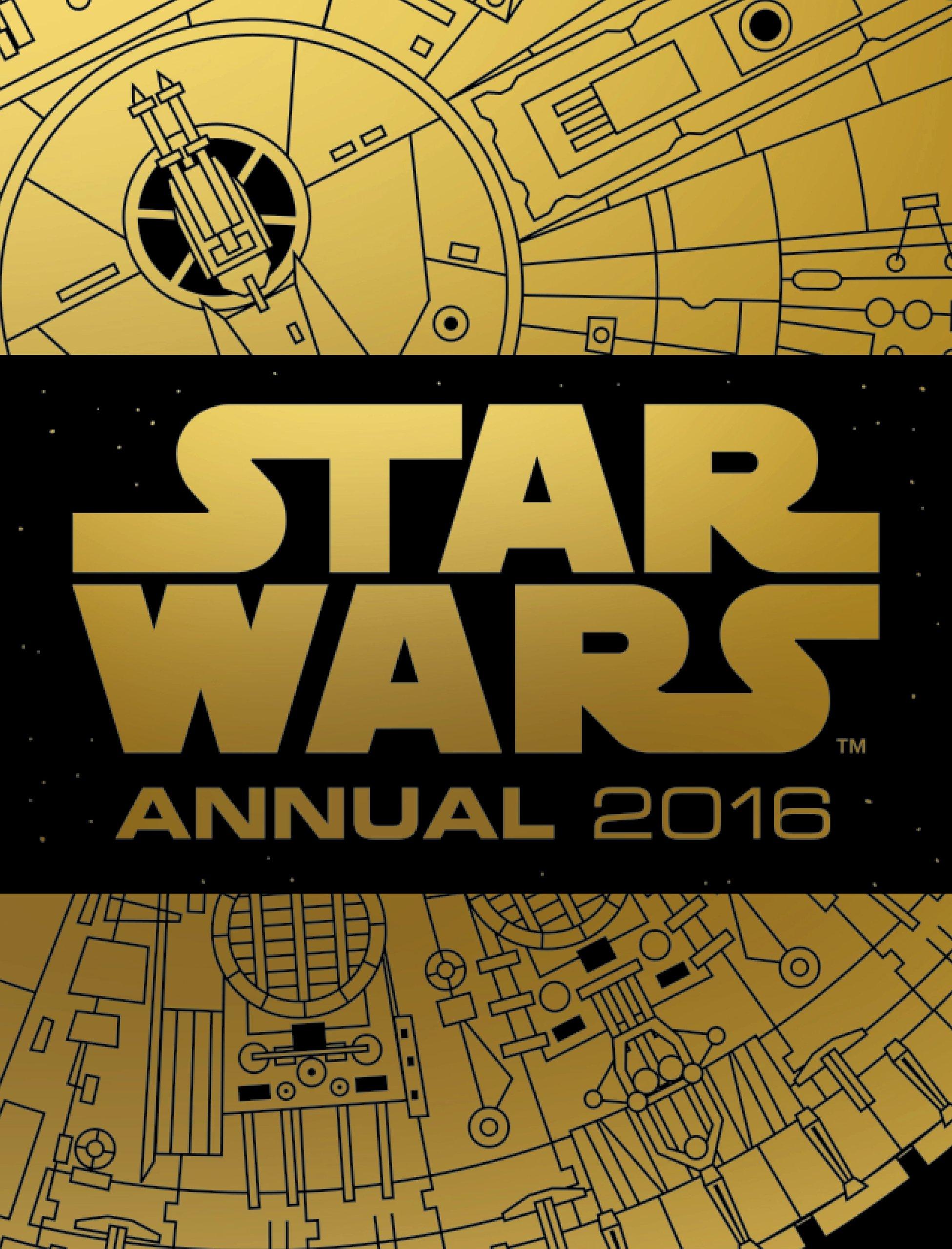 Ежегодник «Звёздных войн»: 2016