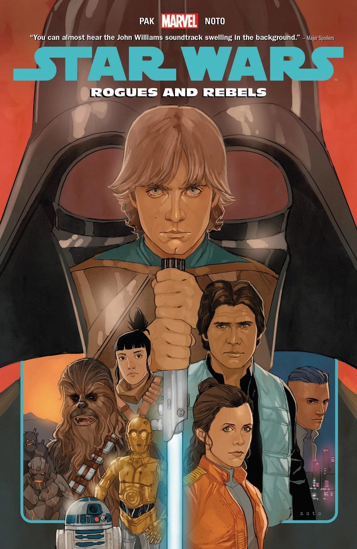 Звёздные войны: Выпуск 13 — Мятежники и изгои