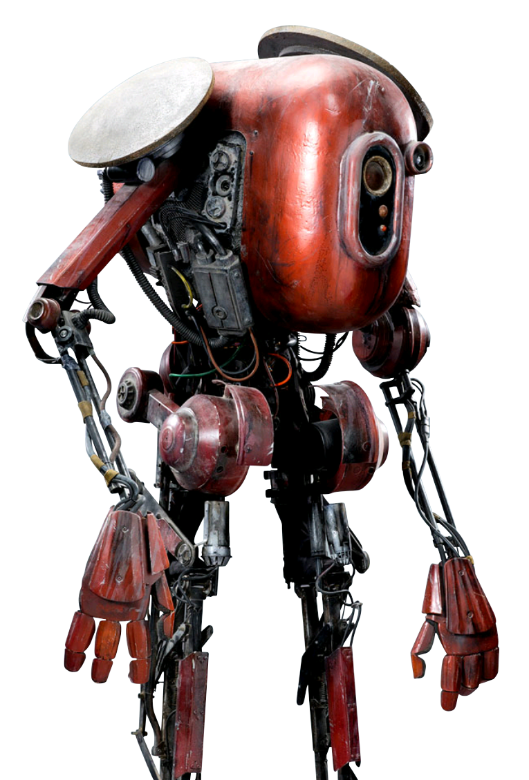 Грузоподъёмный дроид