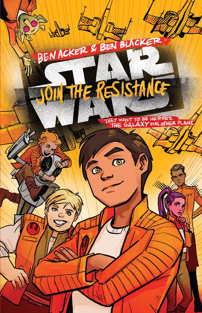 Звёздные войны: Присоединяйся к Сопротивлению