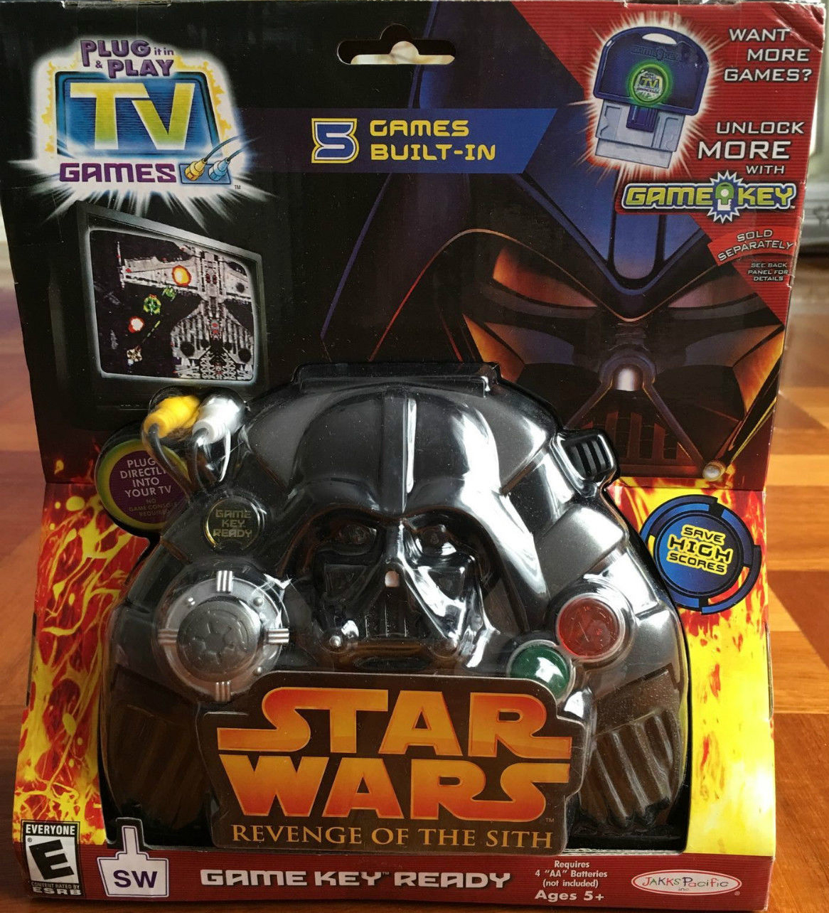 Plug it in and Play: Star Wars Episode III: Revenge of the Sith