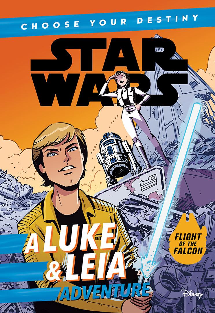 Выбери свою судьбу: Приключение Люка и Леи