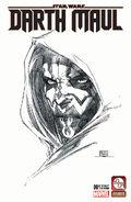 Darth Maul 1 Aspen Comics Sketch