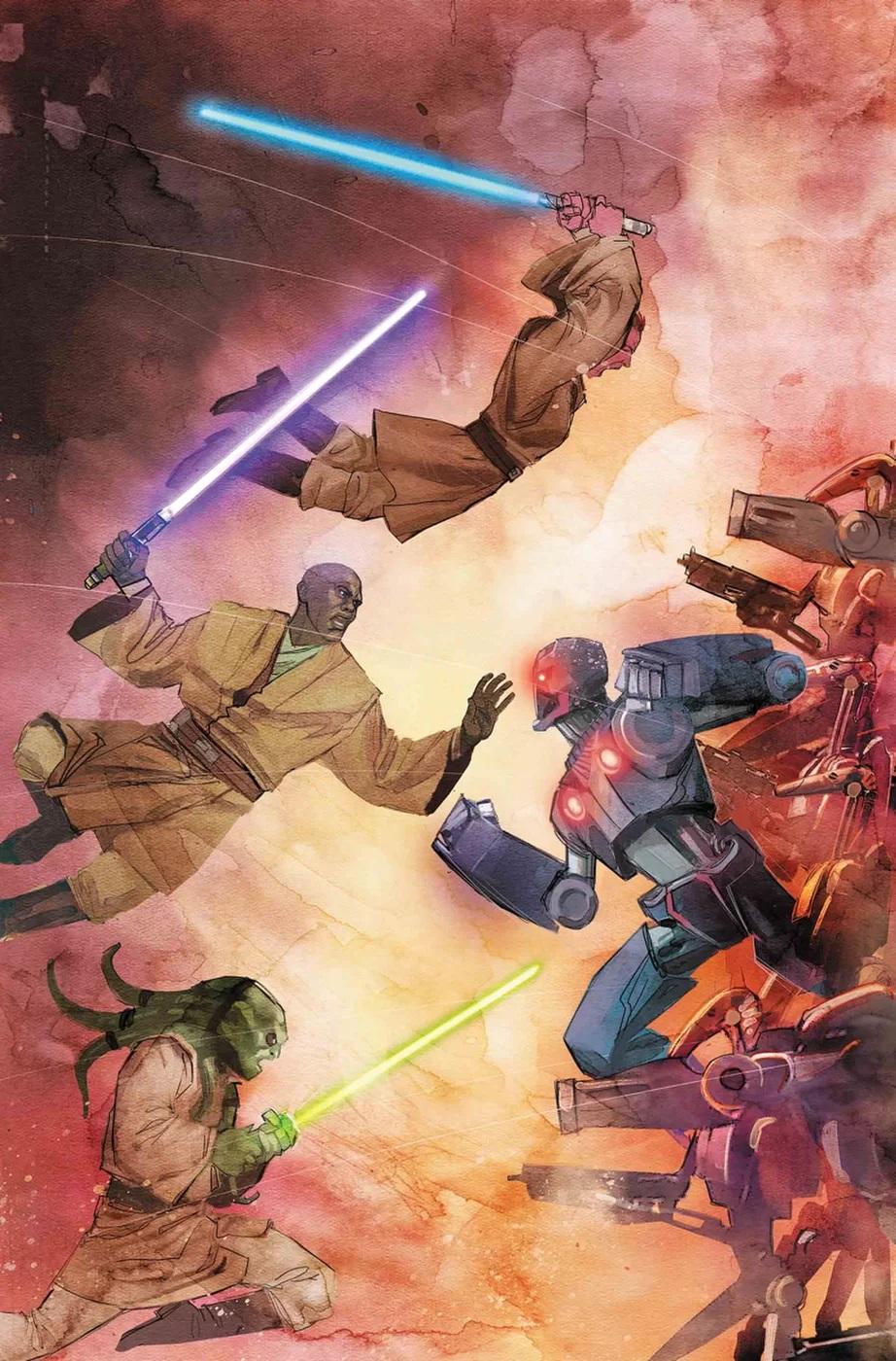 Звёздные войны. Джедаи Республики: Мейс Винду, часть 5