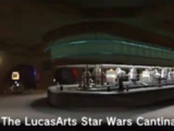 The LucasArts Star Wars Cantina