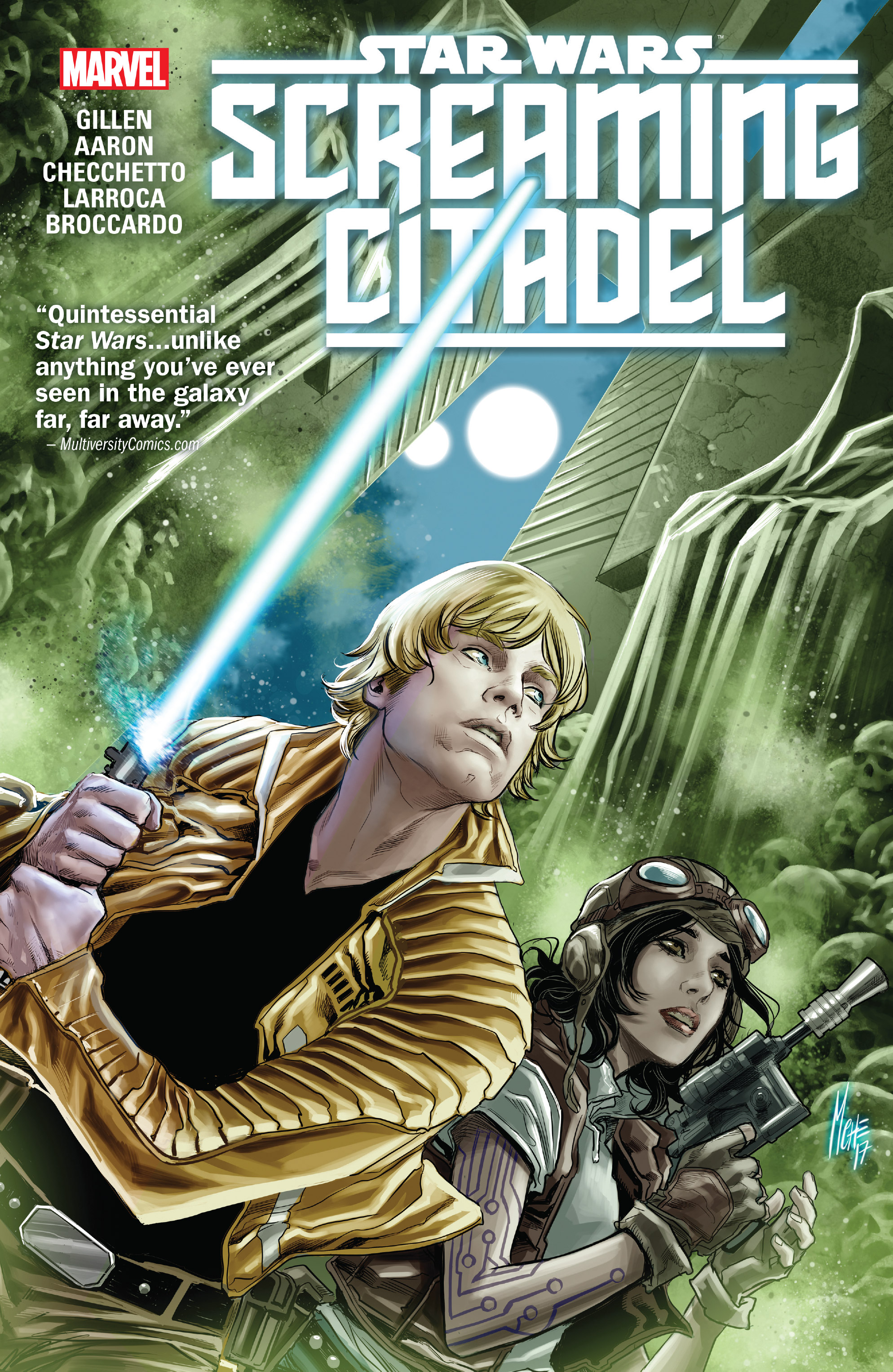 Звёздные войны: Кричащая цитадель (сборник)
