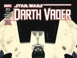Звёздные войны. Дарт Вейдер, тёмный лорд ситхов 13: Горящие моря, часть 1