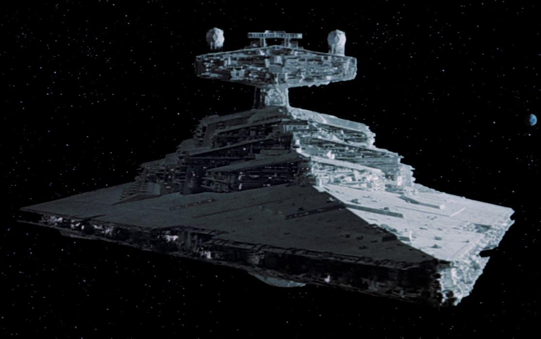 Звёздный разрушитель типа «Имперский II»/Канон