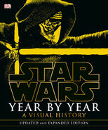 Star Wars Year by Year 2016 slipcase cover