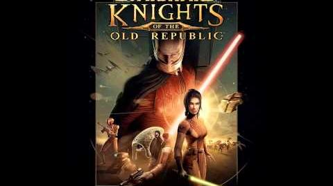 SW Knights Of The Old Republic OST - 34 - Selkath Fight