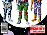 Звёздные войны, выпуск 42: Империя наносит ответный удар: Стать джедаем