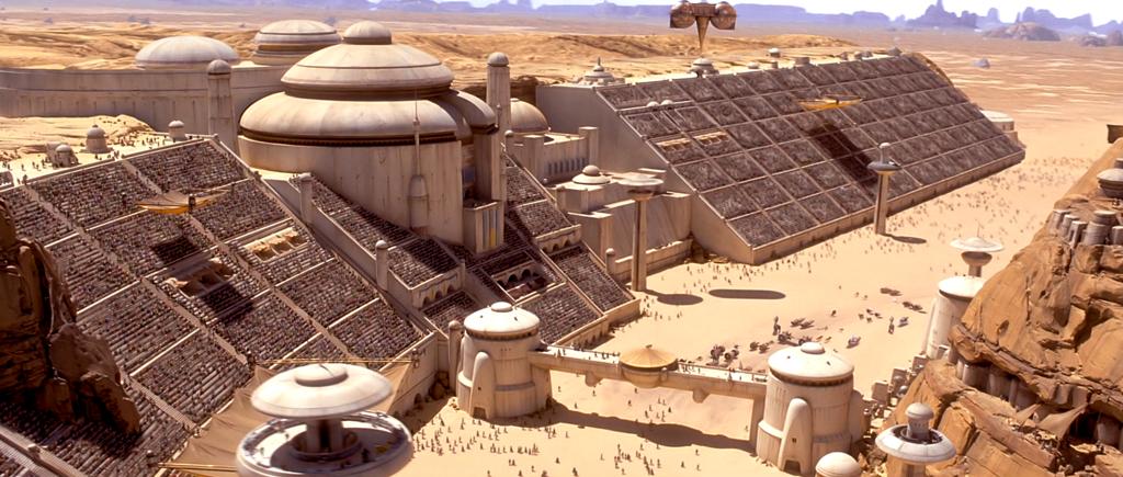 Большая арена Мос-Эспы
