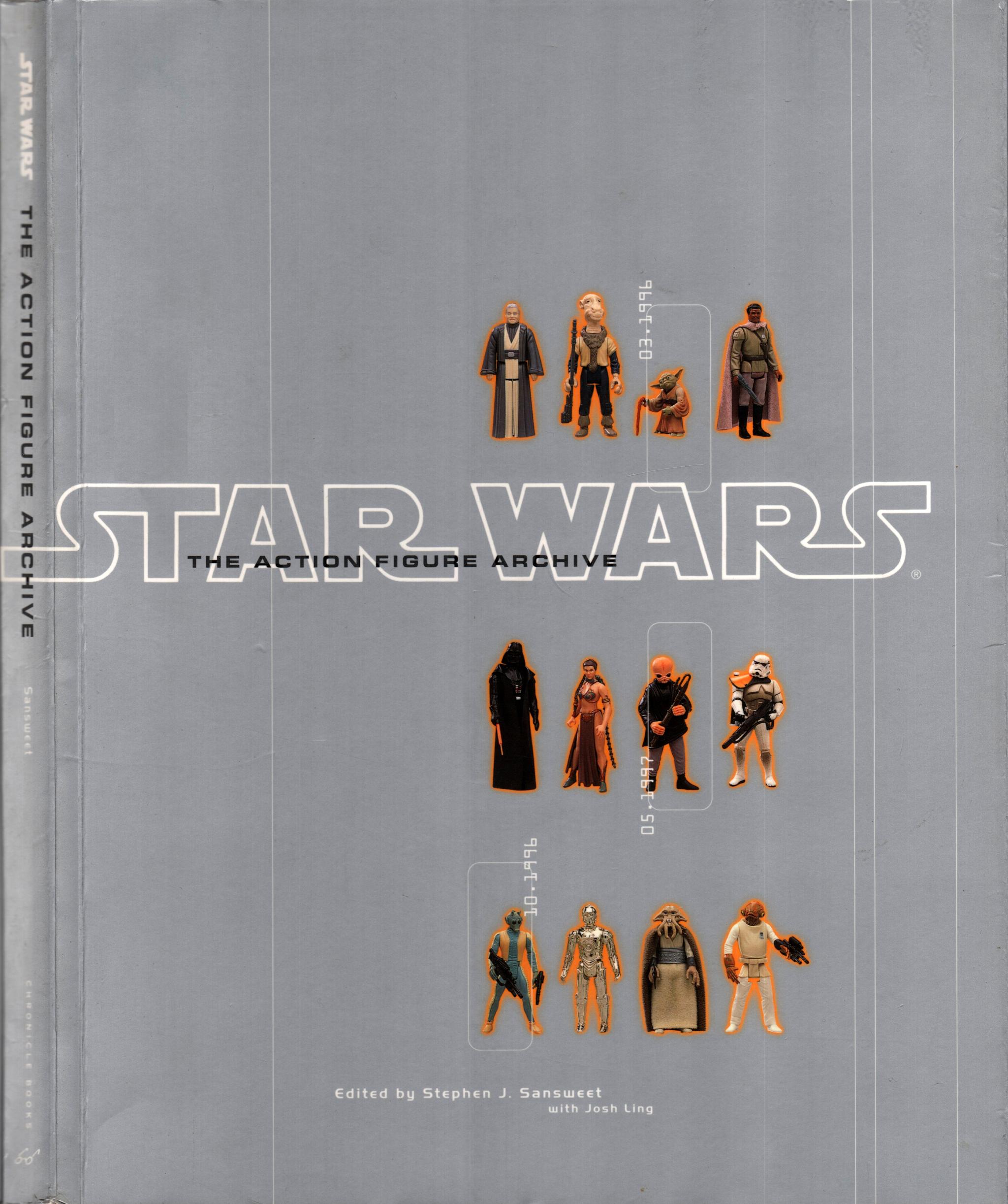 Архив игрушечных фигурок «Звёздных войн»