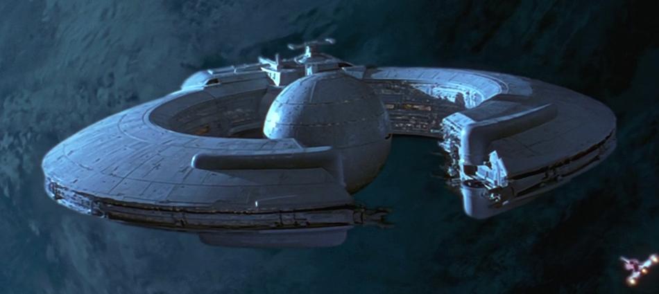 Грузовой корабль LH-3210 типа «Барышник»/Канон