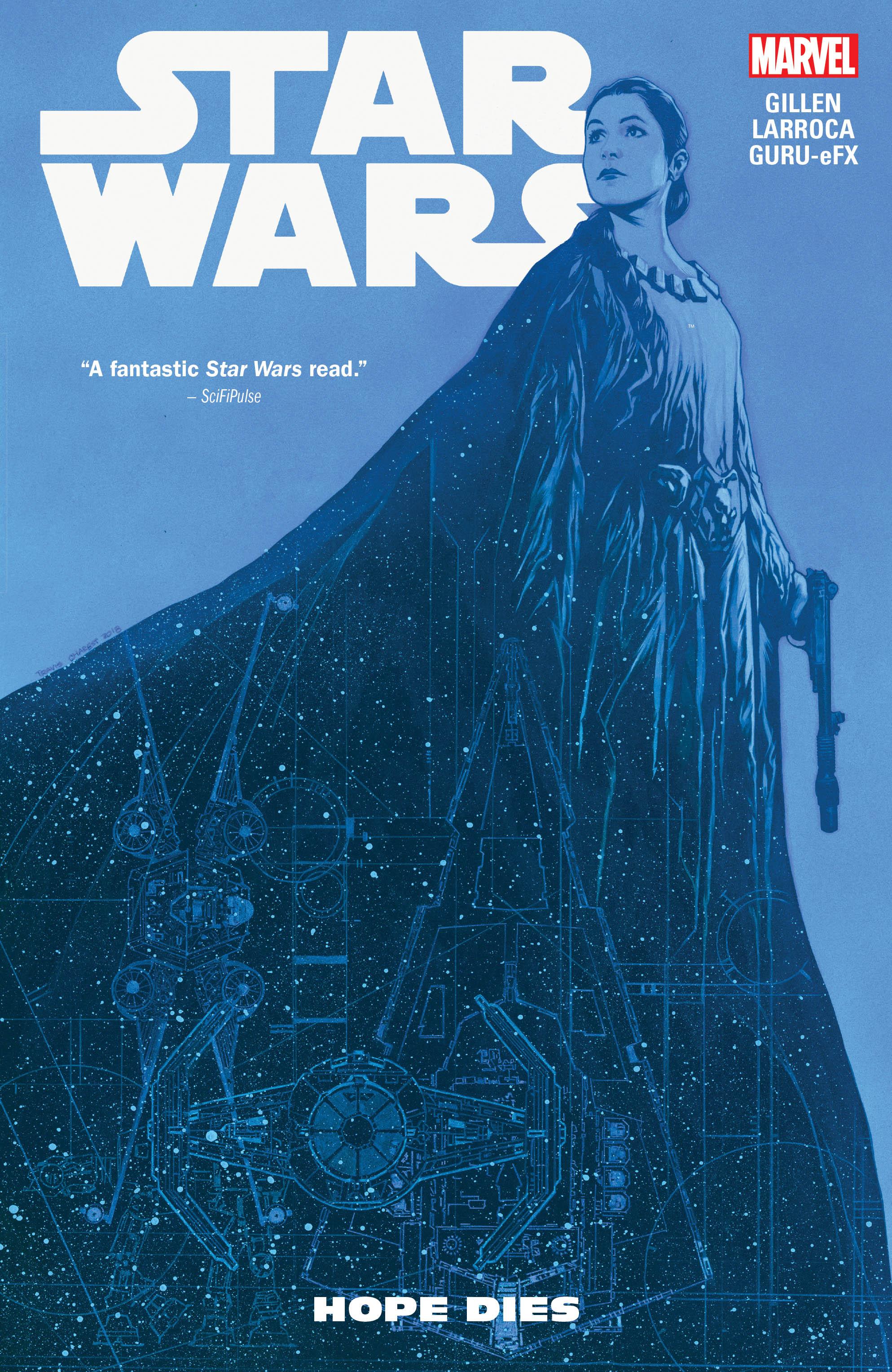 Звёздные войны: Выпуск 9 — Надежда сгорает