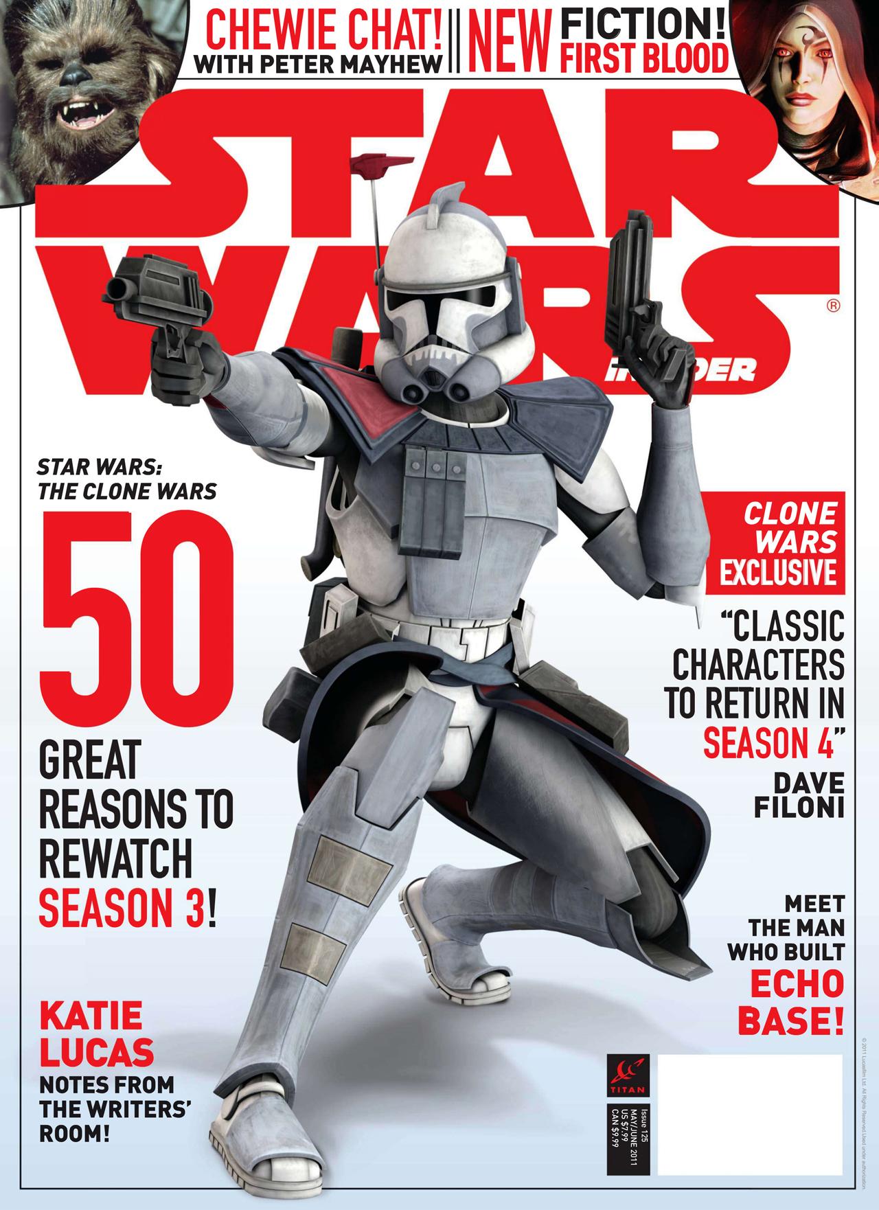 Star Wars Insider 125